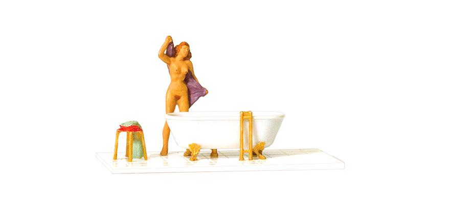 Nude Fairy Standing Ho Preiser Models